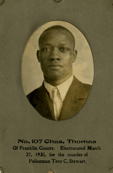 Charles Thomas portrait
