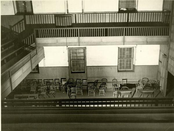 Quaker Yearly Meeting House photograph