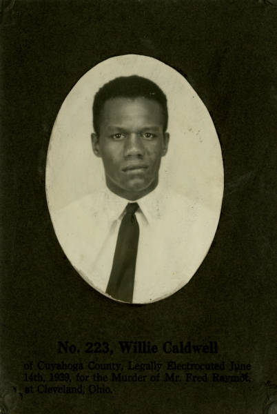 Willie Caldwell photograph