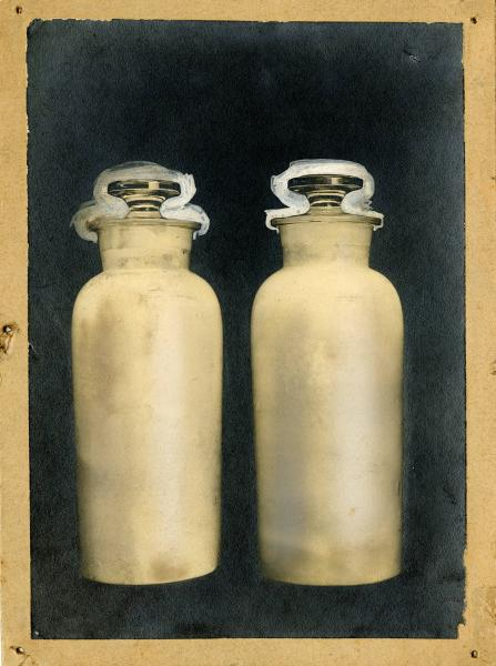 Two bottle containers
