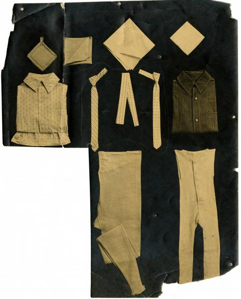 Assorted State-Issued Clothing