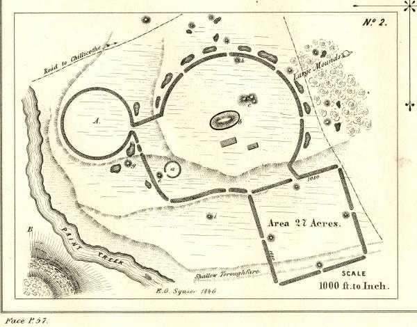Seip Earthworks drawing