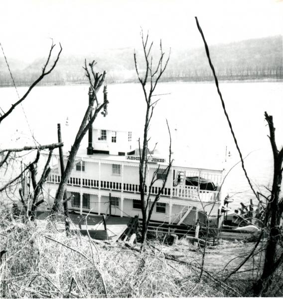 "The ""Admiral Jones"" riverboat photograph"