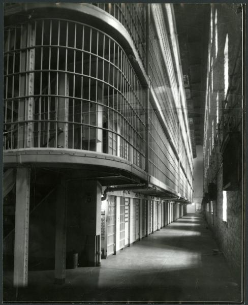 Ohio Penitentiary cell block