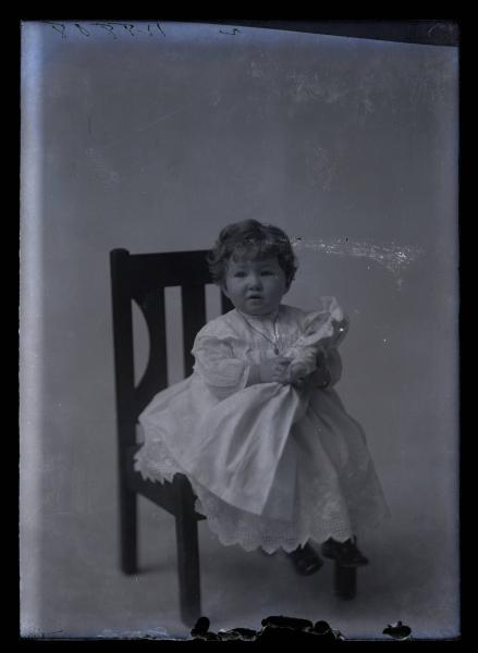 Ruth Weinman Herndon childhood photograph