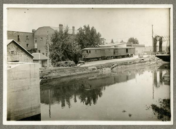 New Bremen Wall photograph