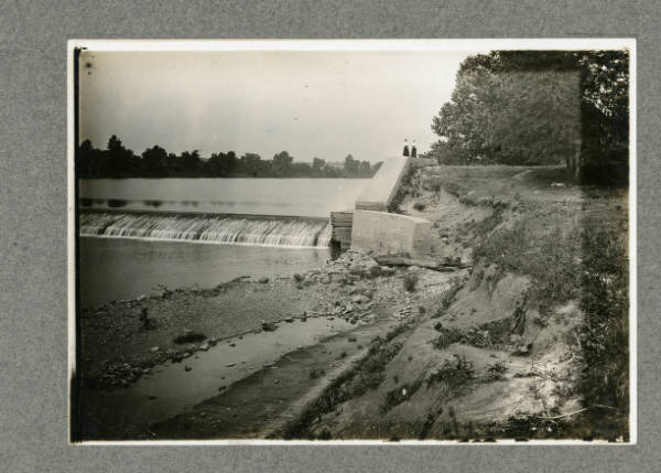 Independence Dam photograph