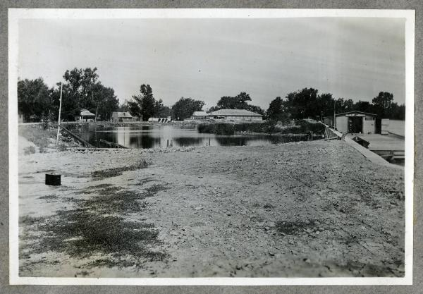 Pond at Lakeview photograph