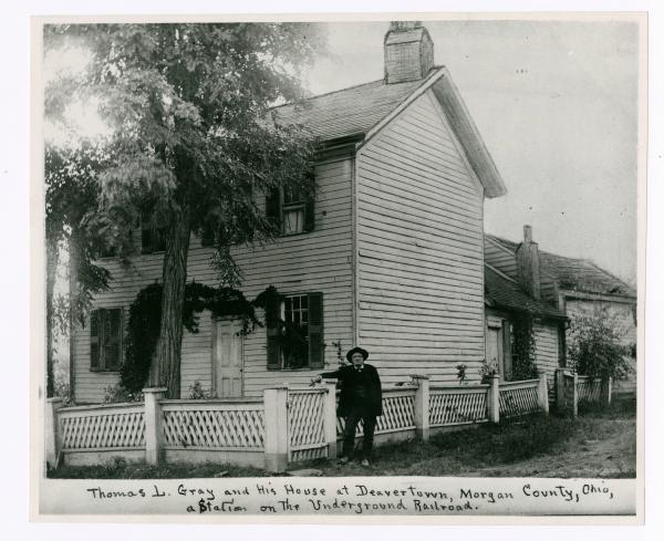 Thomas L. Gray house photograph