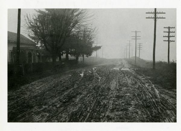 Unpaved National Road photograph