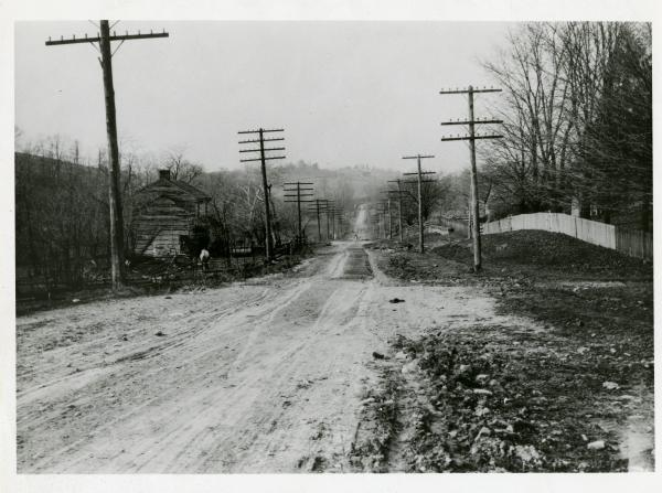 National Road near Mount Sterling photograph