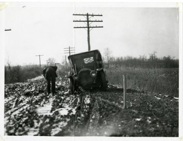 National Road in Greenup photograph