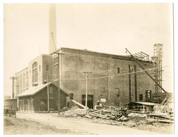 Power House at Ohio State University photograph