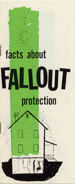 Facts About Fallout Protection Pamphlet