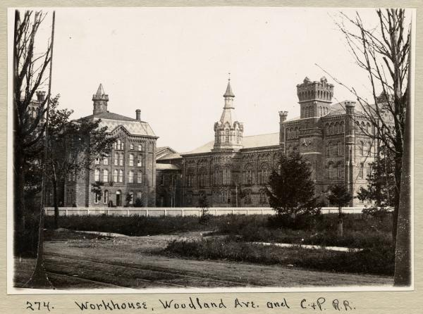 Cleveland Workhouse photograph