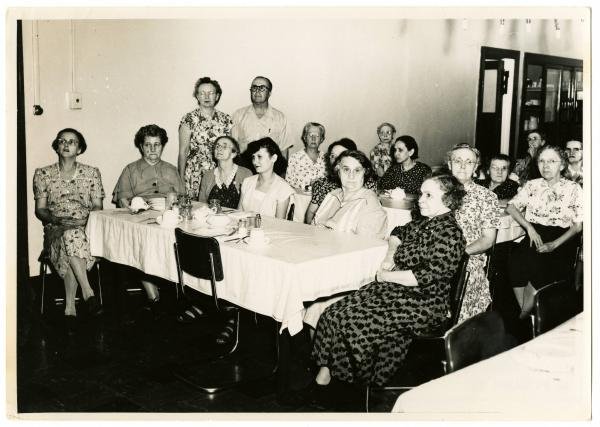 Ohio Home for Aged and Infirm Deaf residents
