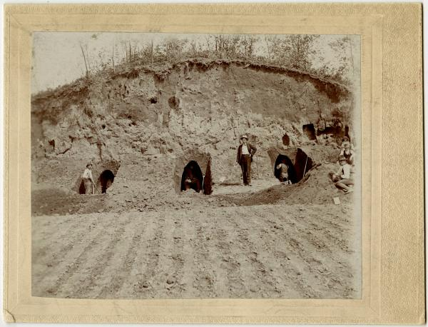 Carriage Factory Mound photograph