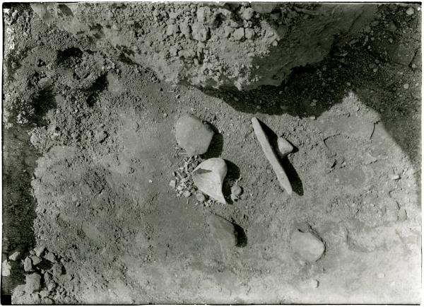 Hopewell burial artifacts