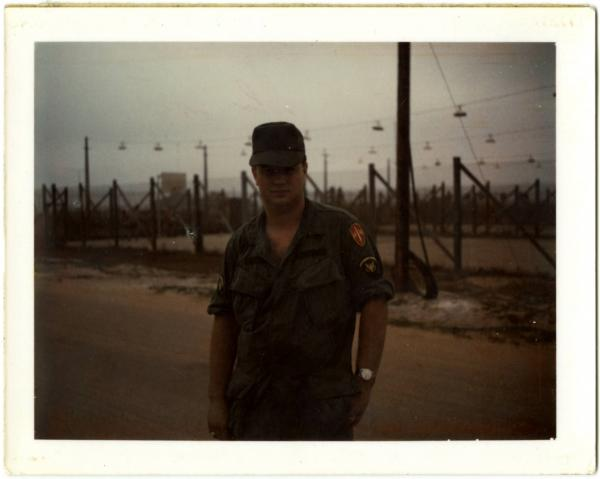 Michael Harsh in Vietnam