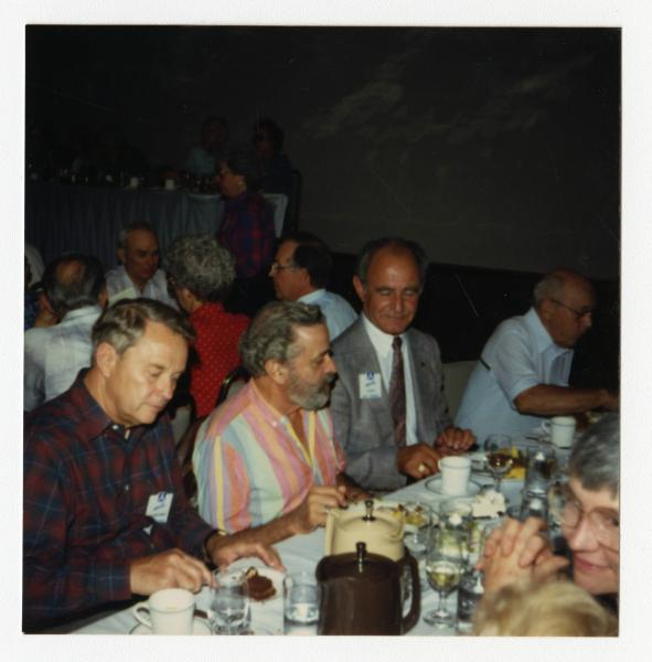94th Bombardment Group members at reunion