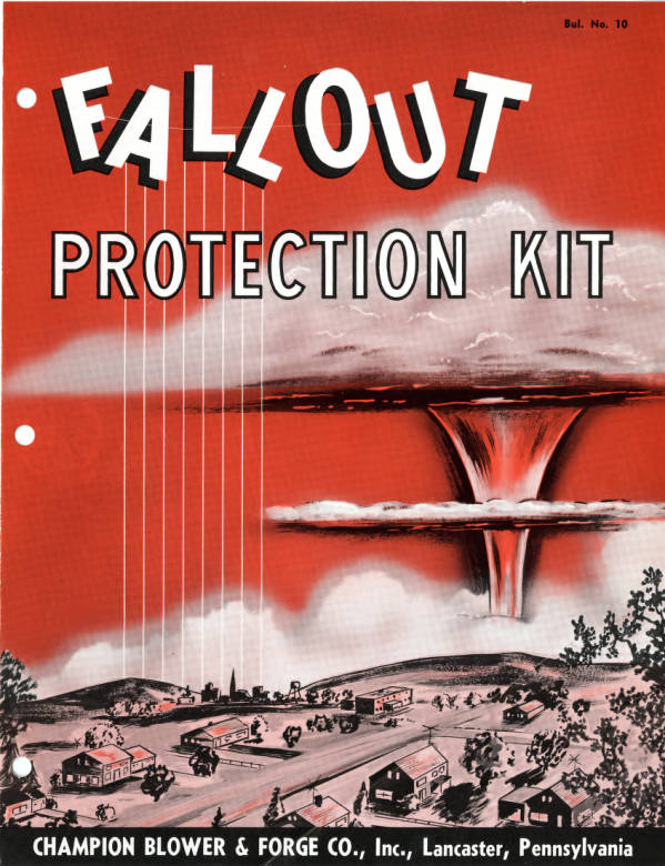 Fallout Protection Kit