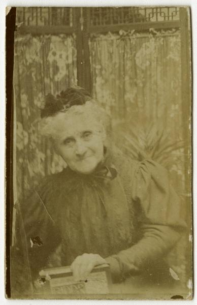 Lilly Martin Spencer photograph