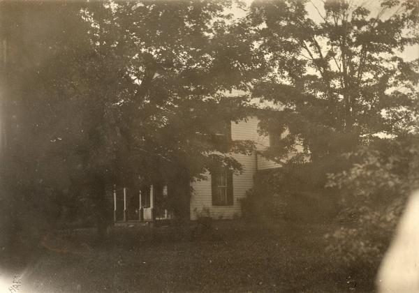 Scott farmhouse photograph
