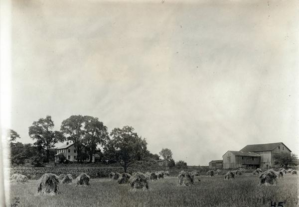 Hantz farm photograph