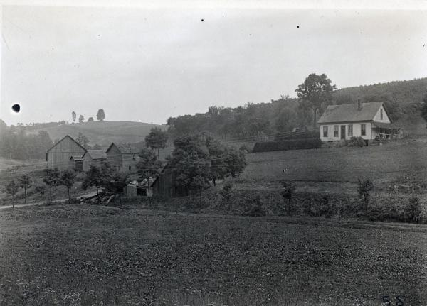 Patton farm photograph