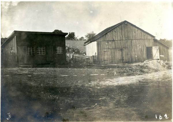 William Culbertson farm photograph