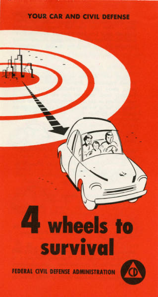 Four Wheels to Survival Pamphlet