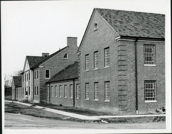Institution grounds and buildings photograph