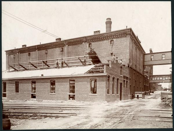 Hoster Brewing Company photograph