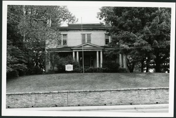 Harriet Beecher Stowe House photograph