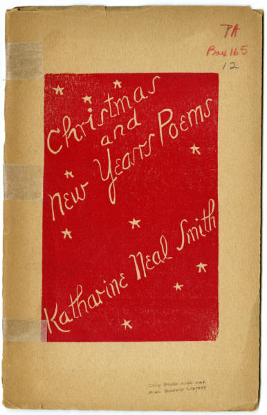 'Christmas and New Years Poems'