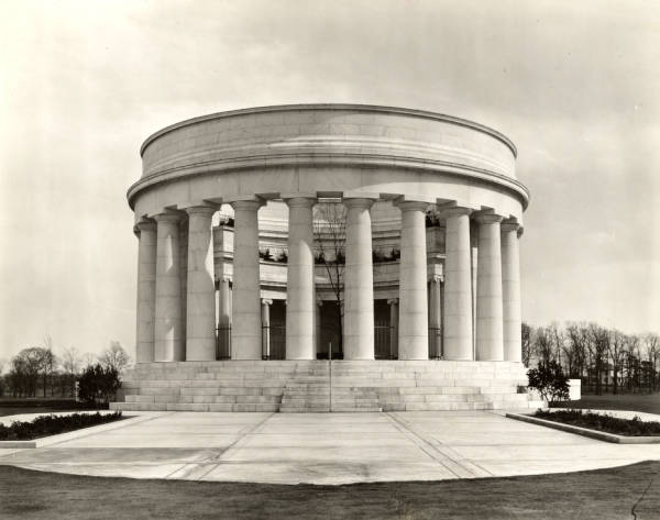 Harding Memorial and Tomb photographs