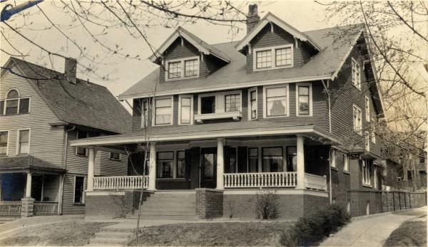 Ihna Thayer Frary Home photograph