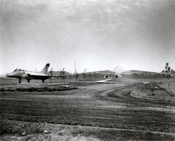 Armstrong Air & Space Museum photograph