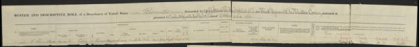 3rd Ohio Volunteer Cavalry Regiment muster roll