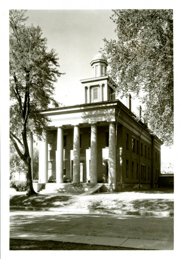 Sandusky County Courthouse photograph