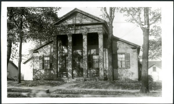 House in Madison photograph