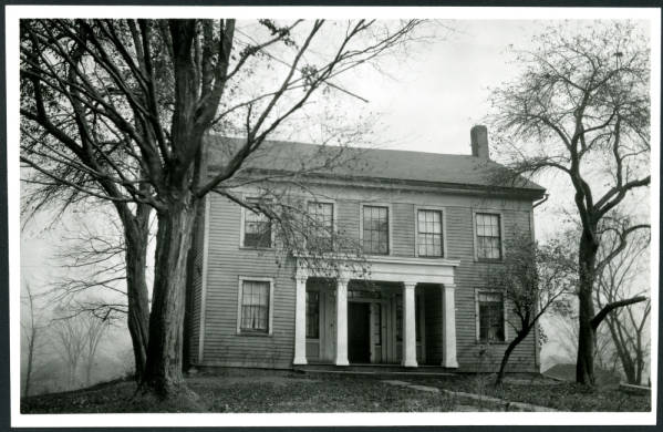 Twinsburg house photograph