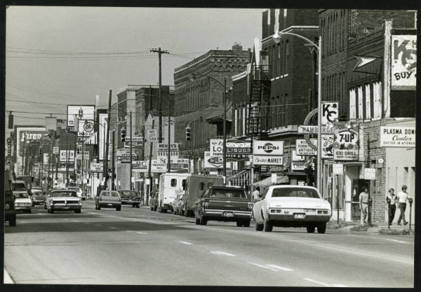 Short North businesses and traffic