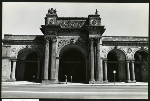 Union Station facade