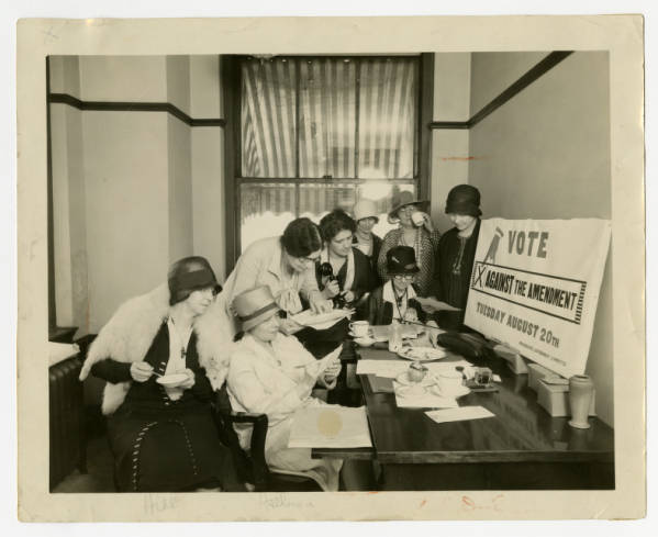 League of Women Voters of Ohio photograph