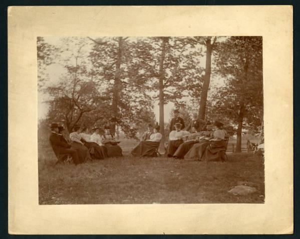 Patterson Homestead photograph
