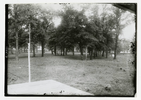 Newark Mound Group fairgrounds photograph