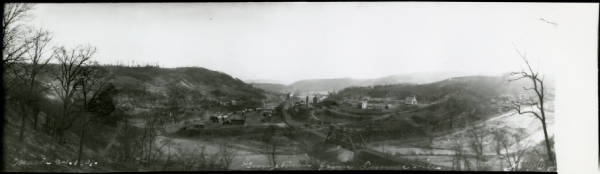 Bellaire aerial photograph