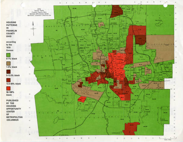 1970 Franklin County census tracts