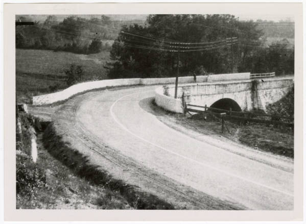 S-Bridge in Guernsey County photograph